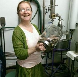 Stark Spirits distillery co-owner Karen Robinson-Stark
