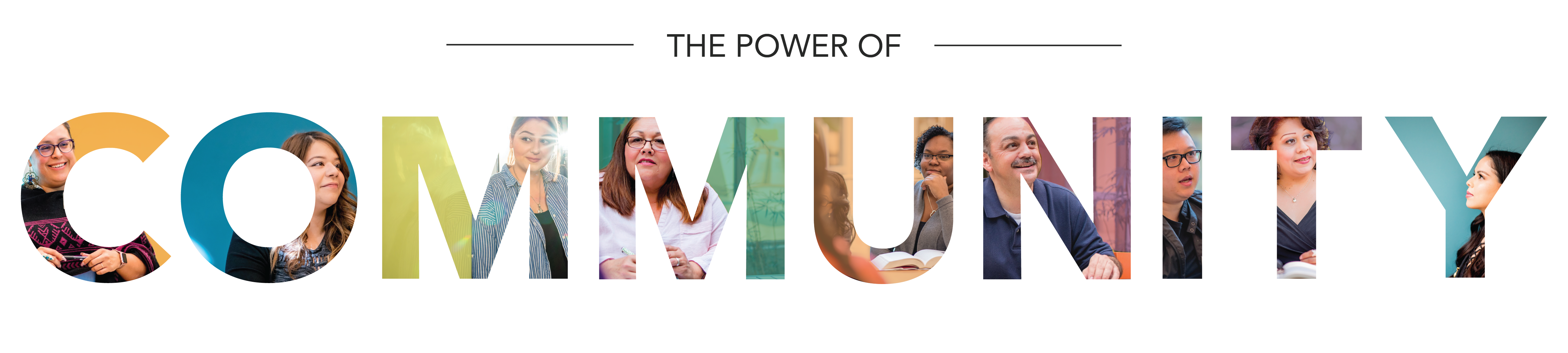 The Power of Community logo